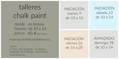 Talleres febrero. http://www.tintura.es/cursos-talleres/