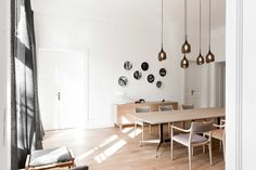 "This sexy, minimalist overhaul is the work of interior and furniture designer Jacek KolasiÅ""ski ofLoft Szczecin, a firm based inSzczecin, Poland (an hour"