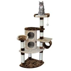 "Kitty Mansions 50"" Nashville Cat Tree"