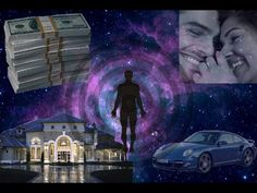 Law Of Attraction Subliminal (Visual) Adventure World, As Leis, Padre Celestial, Law Of Attraction Tips, Attraction Quotes, Motivation Success, Psychic Abilities, Live For Yourself, Self Help