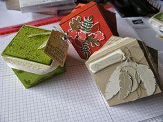 Stampin mit Scraproomboom: Bettys Extravagante Box - Anleitung