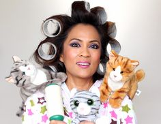Last-Minute Halloween Costume Ideas: Crazy Cat Lady - Makeup and Beauty Blog