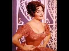 """Today 4-7 in 1960: Connie Francis, records her next hit song  """"Everybody's Somebody's Fool"""""""