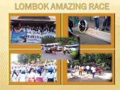 OUTBOUND DAN AMAZING RACE WISATA DAN OUTBOUND DI LOMBOK PT AIS LOMBOK TOURS : PAKET TOUR LOMBOK – TRANSPORTASI – HOTEL – MEETING – OUTBOUND – EVENT ORGANIZER DAN GATHERING DI LOMBOK – TALENT – MULTIMEDIA Phone /Sms/WA : 0878 65 114433 - 081 339 647893 Email : aislombok@gmail.com