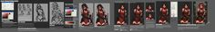 Photoshop Painting Tutorial by ionen on deviantART