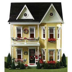 dollhouse store kit | Princess Anne Dollhouse Kit Real Good Toys FREE SHIPPING | Discount ...