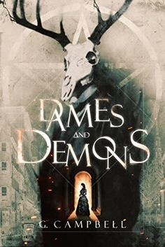 Dames and Demons by G. Campbell | Goodreads | SPFBO6 Cover Contest Finalist Got Books, Books To Read, Fantasy Book Covers, Science Fiction Books, Book Recommendations, Book 1, Illustration, Kitty, Creepypasta