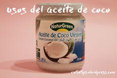 Usos del aceite de coco!  #coconutoil #aceitedecoco #belleza #beauty #tips