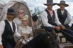 When all was said and done, Kevin Costner's Wyatt Earp cost $60 million and was unable to recoup it as Tombstone came out first…