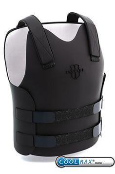 Bulletproof vest!