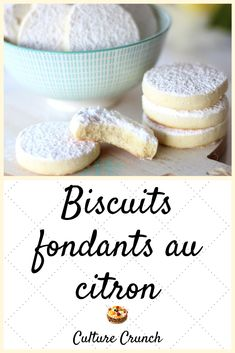 Biscuit Cookies, Biscuit Recipe, Lemon Recipes, Sweet Recipes, Vegan Tiramisu, Desserts With Biscuits, Weird Food, Food And Drink, Dessert Recipes