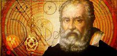 Dit is Galileo Galilei, hij was een Italiaans natuurkundige, astronoom, wiskundige en filosoof. Hij leefde van 1564 tot 1642.