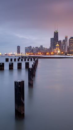 Chicago skyscrapers, viewed from Lake Michigan Chicago Photography, City Photography, Chicago Skyline, New York Skyline, Chicago Pictures, Milwaukee City, 1080p Wallpaper, Iphone Wallpapers, My Kind Of Town