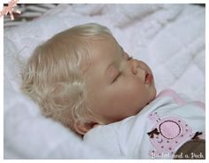 Custom Order for Reborn Ariella Doll by bushelandapeckdolls