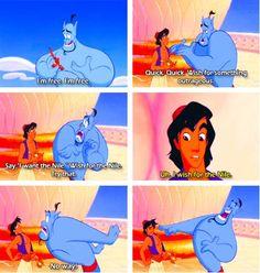 oh genie!