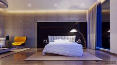 """Check out this @Behance project: """"WHITE BEDROOM"""" https://www.behance.net/gallery/41473239/WHITE-BEDROOM"""