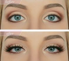 House of Lashes makes great fake lashes!