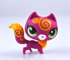 Littlest Pet Shop Collection Child Girl Figure Cute Toy Loose LPS660