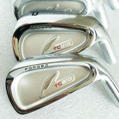 New mens Golf head FOURTEEN TC510 FORGED Golf irons head set 4-9.P Irons clubs head no Golf shaft  Free shipping