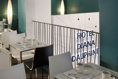 Trendy Breakfast at Hotel Diana Dauphine in Strasbourg