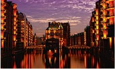 Wasserschloss Hamburg, Germany | 1,000,000 Places