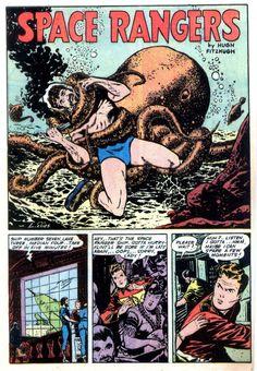 lee elias planet comics