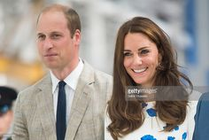 News Photo : Prince William, Duke of Cambridge and Catherine,...