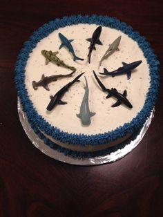 Shark Cake by me ;-)