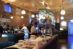 Ortiga Bar & Restaurant, Brisbane- By Donovan Hill Architecture