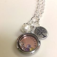 Custom lockets with Dangles   Visit: jmurley.origamiowl.com for more details