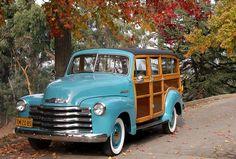 1947 Chevrolet Suburban | Classic trucks