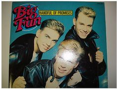 At £4.20  http://www.ebay.co.uk/itm/Big-Fun-Handful-Promises-Jive-Records-7-Single-JIVE-243-/251151469492