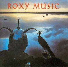 album cover roxy music - Google Search