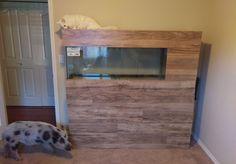 DIY Fish Tank Stand