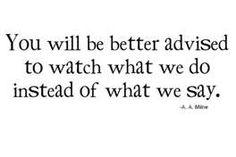 A.A. Milne Quote - So True!