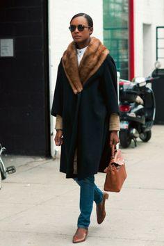 Inspiration and admiration: SHALA MONROQUE | mytenida en stylelovely.com