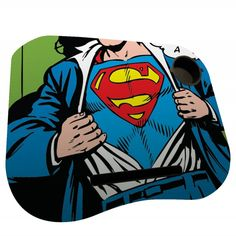 Bandeja para Notebook Superman DC Comics - 48 x 38 x 6,5 cm