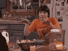 haha drake and josh i love this show {gif} Dan Schneider, Josh Peck, Drake Bell, Brat Pack, Drake And Josh, Childhood Tv Shows, Icarly, Reasons To Smile, Can't Stop Laughing