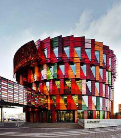 Chalmers University of Technology / Wingardh Arkitektontor / Sweden