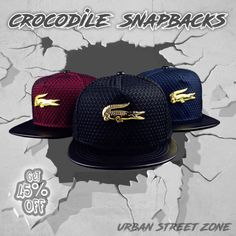 Crocodile Snapback #urbanstreetzone #urbanstreetwear #urbangear #urbanstyle #streetbeast #streetfashion #hypebeast #outfitoftheday #outfitinspiration #ootd #outfit #outfitgrid #brand #boutique #highsnobiety #contemporary #minimalism #snapback #hats