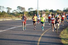 Marathons, East London, Legends, Champion, Action, Content, Sports, Group Action, Excercise