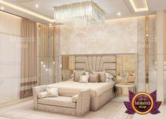 33 ideas bedroom interior design luxury decoration for 2019 Modern Luxury Bedroom, Luxury Bedroom Design, Bedroom Bed Design, Bedroom Furniture Design, Luxury Home Decor, Luxury Interior Design, Luxurious Bedrooms, Trendy Bedroom, Luxury Furniture