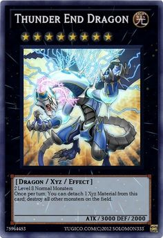 .com Price Guide | Yu-Gi-Oh! Cards | solomon333 Created Cards yugioh ...