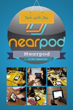 Liven up your presentations using  Nearpod. Great post about how to use Nearpod in the classroom.