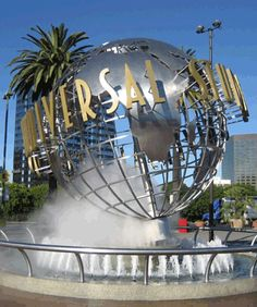 Universal Studio, CA. This place was amazing in 1994, I can only imagine it today!