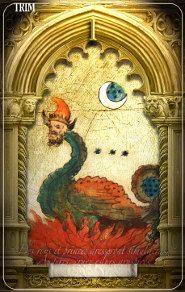 Nostradamus Tarot-interesting look a collection of his drawings found around 10 years ago.