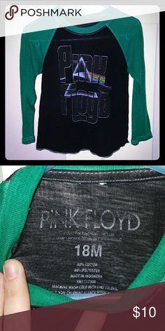 Pink Floyd tee Boys Pink Floyd tee. EUC Shirts & Tops Tees - Long Sleeve