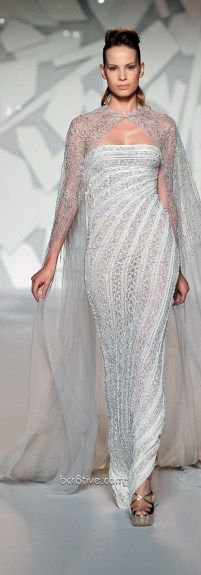 Styling tips abed mahfouz 2010 haute couture gowns abed mahfouz abed Abed Mahfouz, Haute Couture Gowns, Couture Dresses, Lebanese Wedding Dress, Elie Saab, Glam Look, Sheego Style, Cooler Style, Shirt Bluse