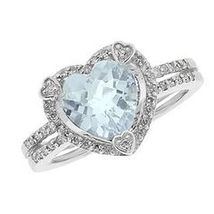 Aquamarine Rings Aquamarine Gemstone Rings Aquamarine Gold Rings from Gemologica, A Fine Online Jewelry Store