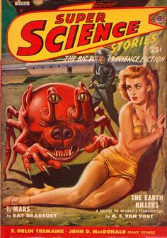 Images about pulp sci fi on pinterest great sci